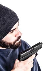 Violent guy