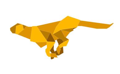origami made puma