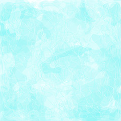 Blue background abstraction. Vector Design
