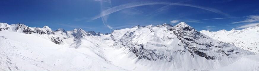 bergwelt panorama