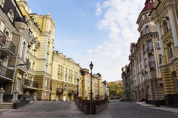 Воздвиженка, Киев