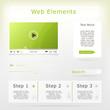 Web elements collection set