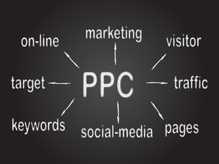 PPC black background