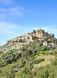 das mittelalterliche Bergdorf Eze an der Cote D Azur