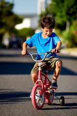new bicycle boy