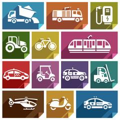 Transport flat icon-06