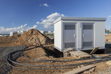 Neues Trafohaus © Matthias Buehner