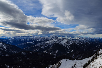 Rotwandgebirge