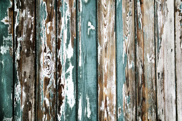 blue grungy Wood