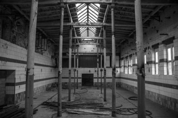 old slaughterhouse