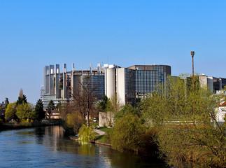 quartier européen de Strasbourg