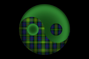 Bagpipe Green, Yin&Yang