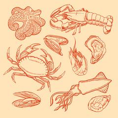 sketch seafood