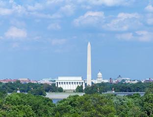 Washington, DC - Daytime skyline