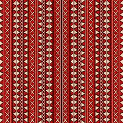 Tribal design seamless pattern