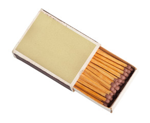 Matches in a matchbox