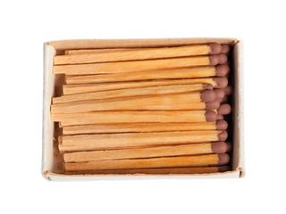 Matches in a matchbox