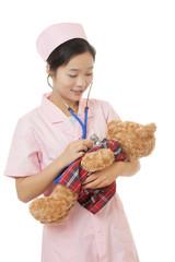 Chinese Nurse