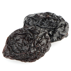 Dried plum fruits