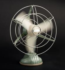 Vintage tabletop electric fan