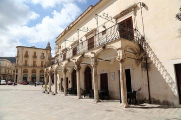 Piazza Fonte Diana - Comiso