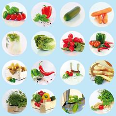 Gemüsevariationen