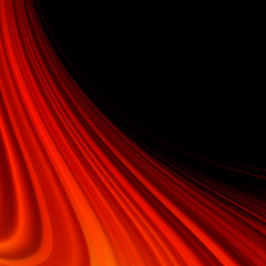 Abstract ardent background. EPS 10