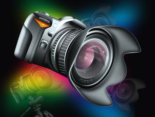 Spiegelreflexkamera, DSLR