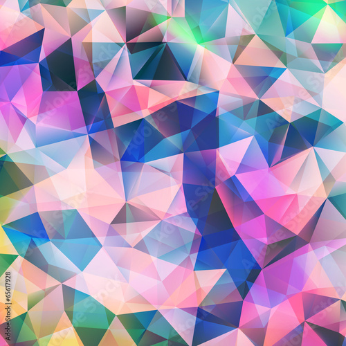 Abstract green and pink. EPS 10