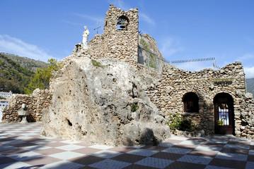 Ermita de la Virgen de la Pena Mijas