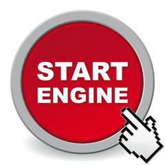 START ENGINE ICON