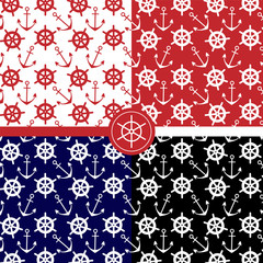 marine patterns