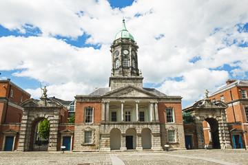 Innenhof des Dublin Castle, Dublin