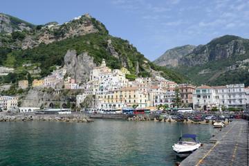 Amalfi - Porto di Marina Grande