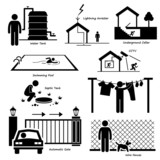 Home House Outdoor Structure Infrastructure Fixtures poster