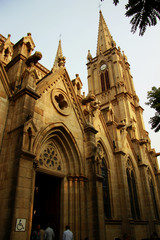 Sacred Heart catholic cathedral in the Guanzhou China