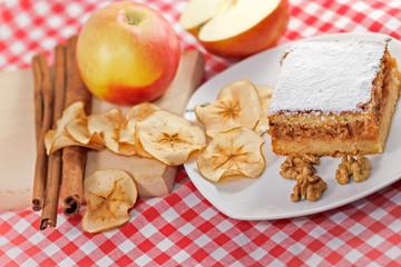 Apple pie - apple cake