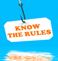 Know The Rules On Hook Displays Policy Protocol Or Law Regulatio