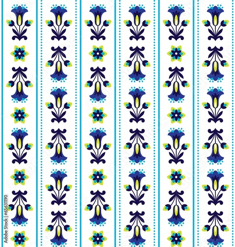 Polish folk pattern - 65631190