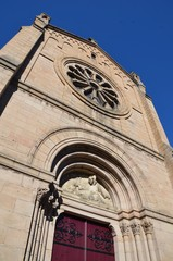 Eglise saint François, Millau