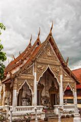 Temple in Phetchaburi