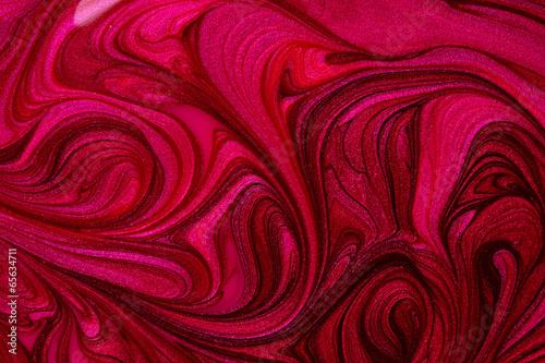 Fotobehang Textures Nail polish texture