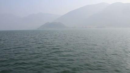 Navigazione sul lago di Iseo - 3