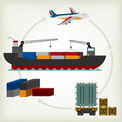 logistic and transportation management