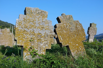 Medieval Tombstone, Serbia