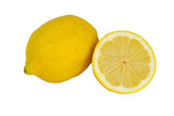 Zitronen Freisteller