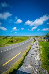 Straße in Irland