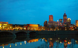 Downtown of Indianapolis - 65641180