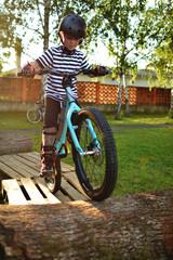 trial cycliste