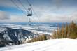 Ski Lift Landscape - 65641922